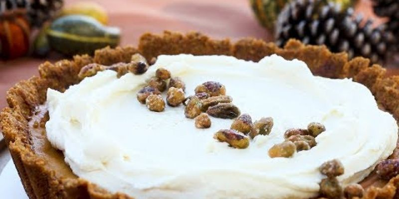 Embedded thumbnail for How To Make: Squash Pie